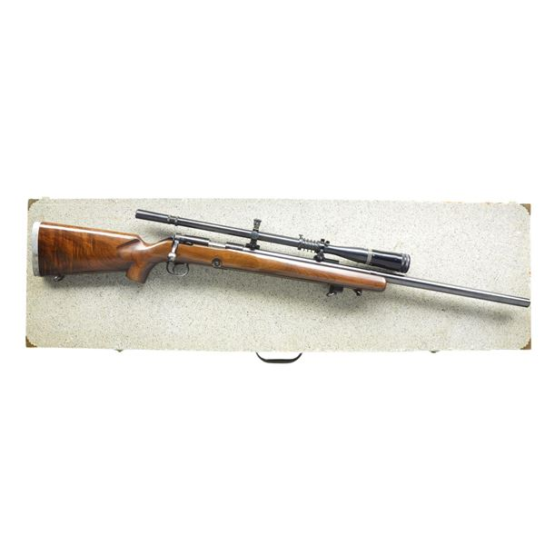 WINCHESTER MODEL 52C BOLT ACTION TARGET RIFLE.