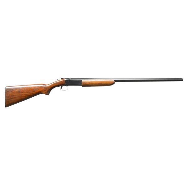 3 WINCHESTER MODEL 37 STEELBILT SINGLE SHOTGUNS.
