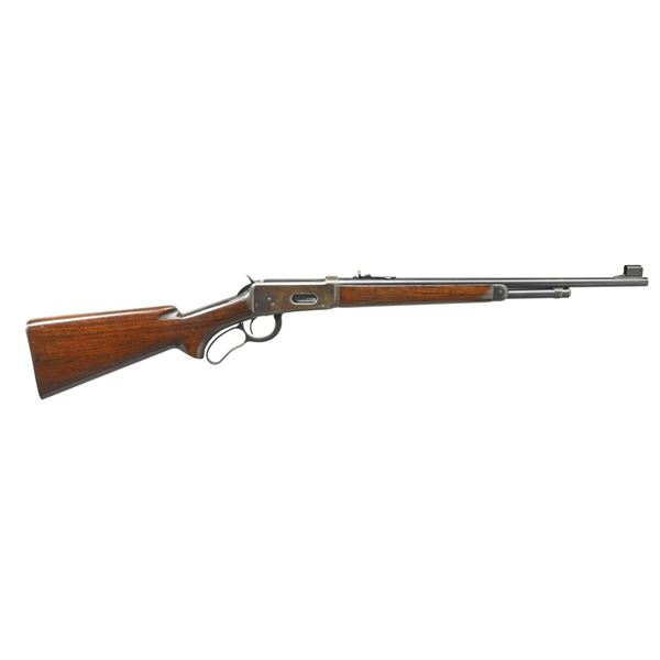 WINCHESTER MODEL 64 LEVER ACTION CARBINE.