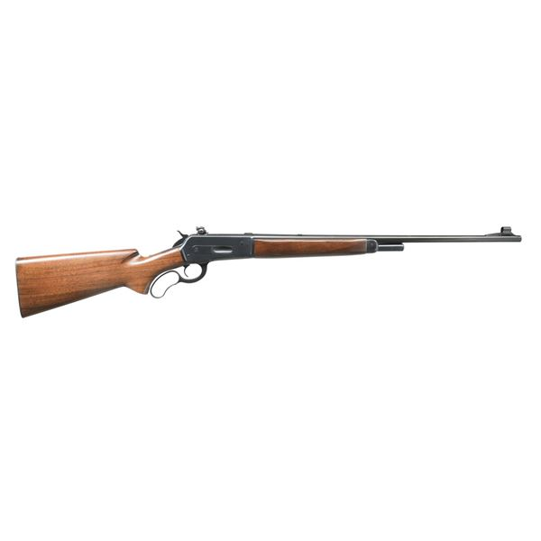 WINCHESTER MODEL 71 LEVER ACTION RIFLE.