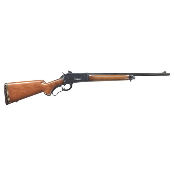 WINCHESTER MODEL 71 & 1892 LEVER ACTION RIFLES.