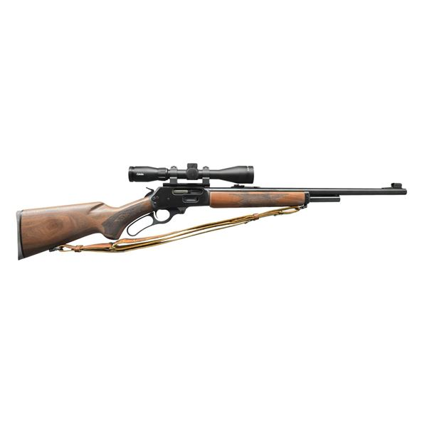 BIG BORE MARLIN MODEL 1895 LEVER ACTION RIFLE WITH
