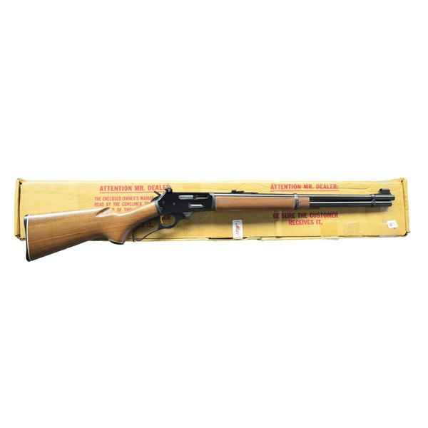 MARLIN MODEL 336C LEVER ACTION RIFLE.