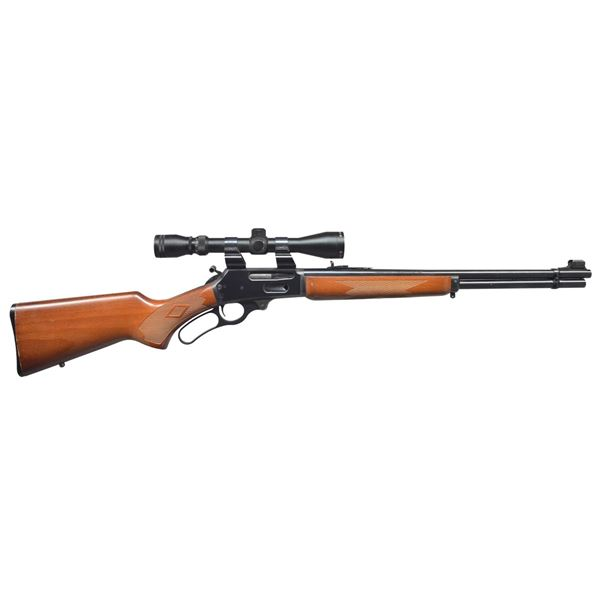 2 MARLIN MODEL 336 LEVER ACTION RIFLES.