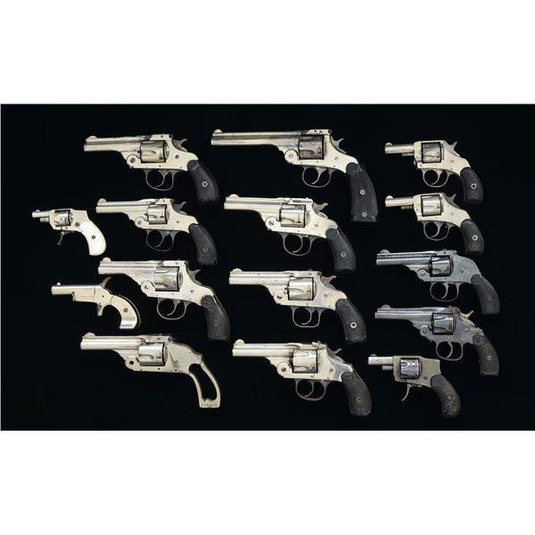 15 CURIO HANDGUNS.