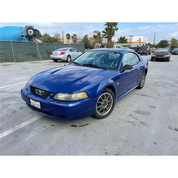 2004 FORD MMUSTANG