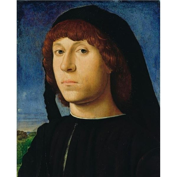 Messina - Portrait of a Young Man