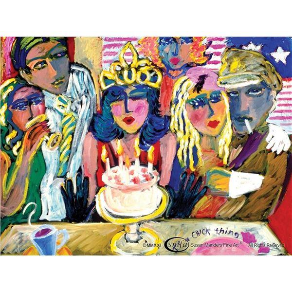 """Susan Manders """"Birthday Princess"""
