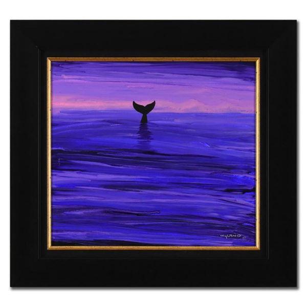 Whale Tail by Wyland Original