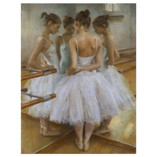 Reflections of a Dancer by Romero, Vicente