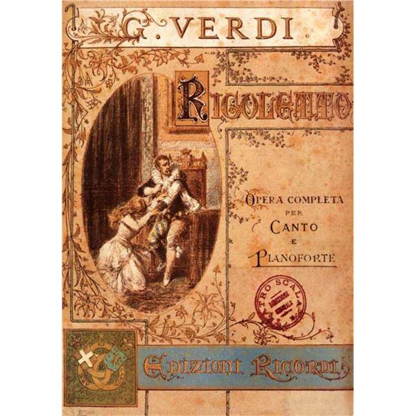 Anonymous - Verdi