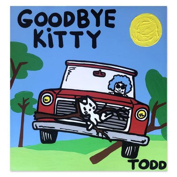 Goodbye Kitty by Goldman Original