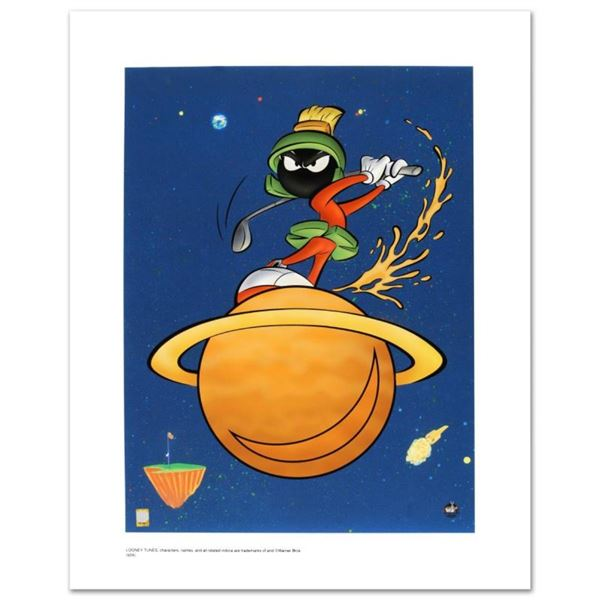 Marvin Martian Golf by Looney Tunes