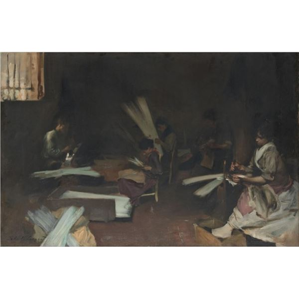 Sargent - Venetian Glass Workers
