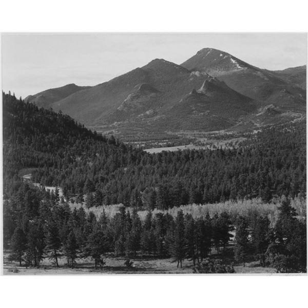Adams - Rocky Mountain National Park Colorado 11