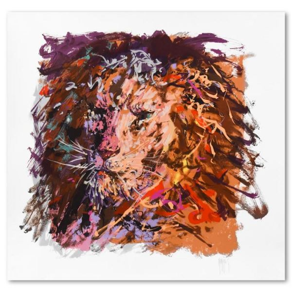 Lion by Mark King (1931-2014)