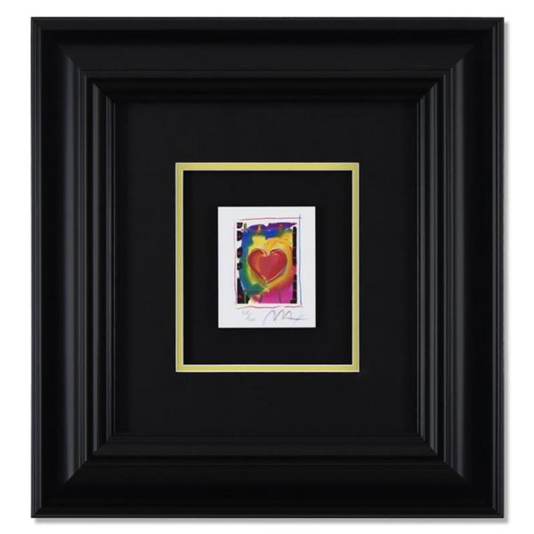 Heart Series I by Peter Max