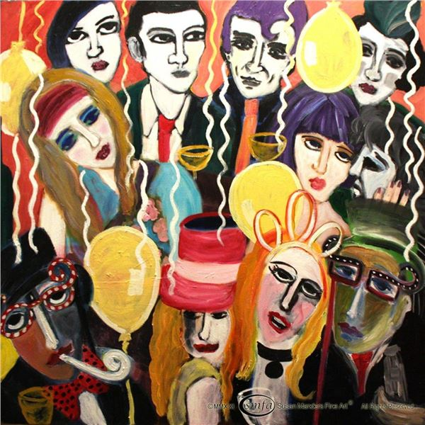 "Susan Manders ""Party On"""