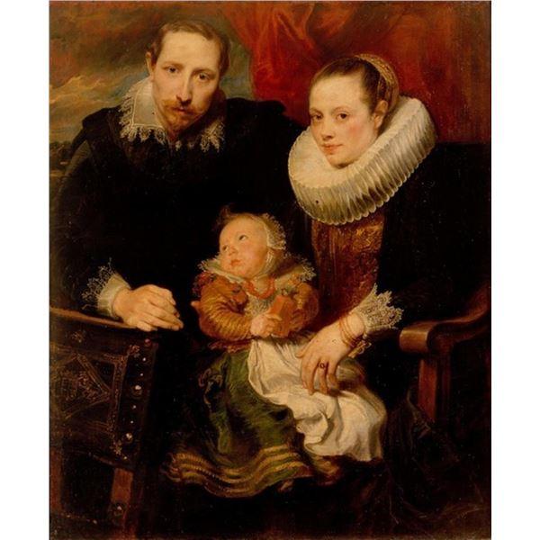 Van Dyck - Family Portrait