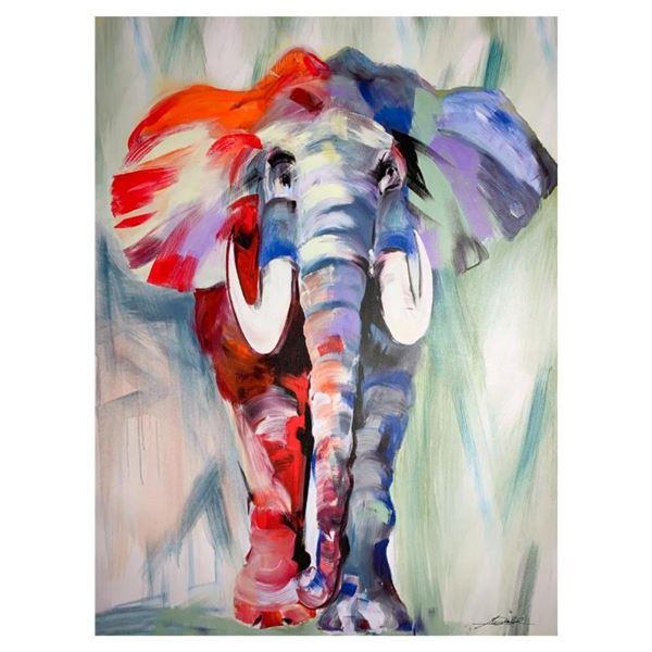 Coloured wildlife by Gockel, Alfred Alexander