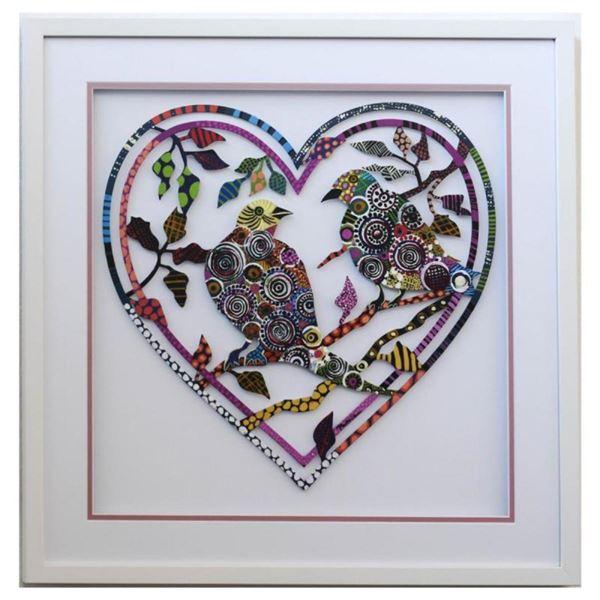 Love Birds XVII by Govezensky Original