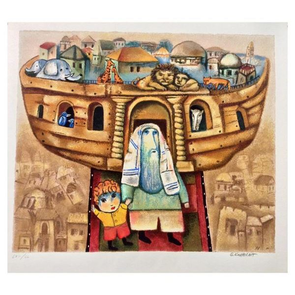 Noah's Ark by Kohelet, Gregory