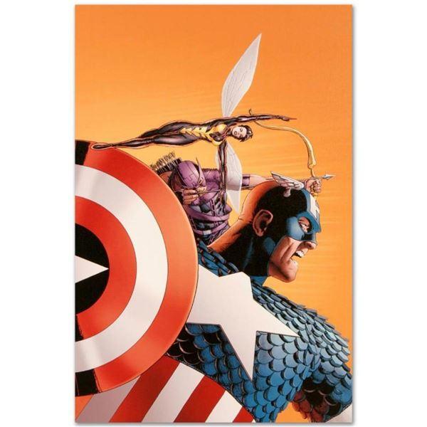 Avengers #77 by Marvel Comics
