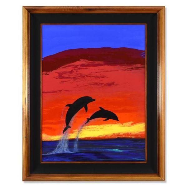 Ocean Rising by Wyland Original