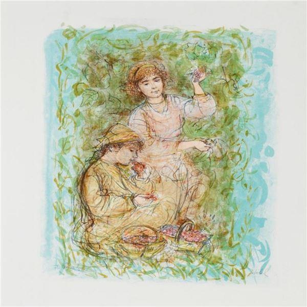 Vineyard by Hibel (1917-2014)
