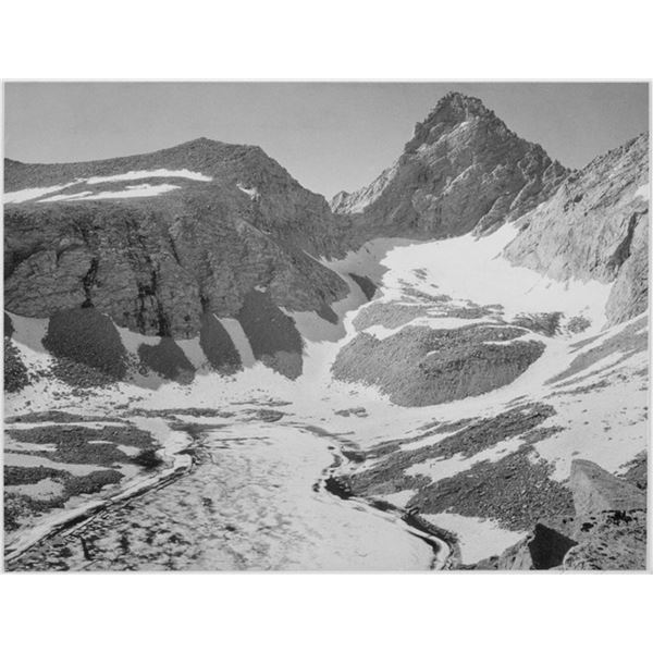 Adams - Junction Peak, Kings River Canyon