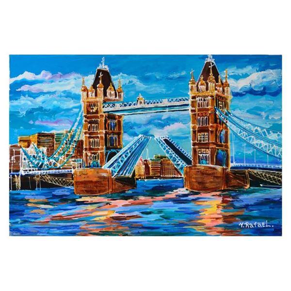 London Drawbridge by Rafael Original