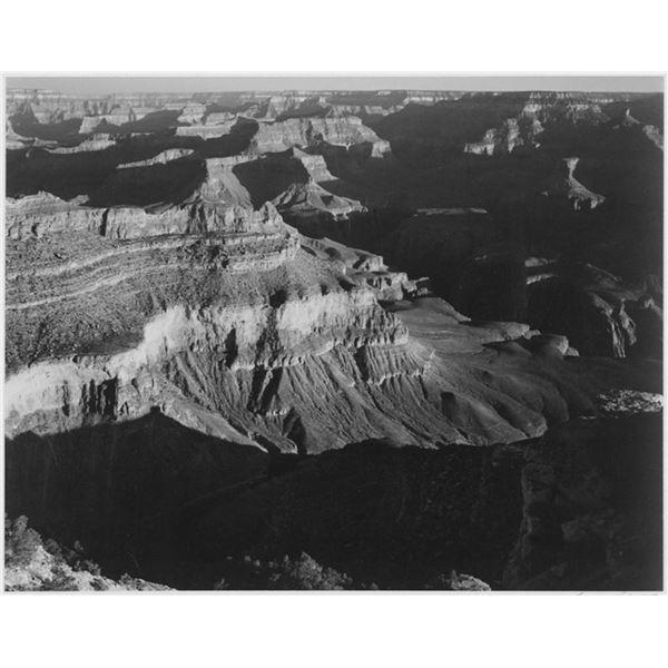 Adams - Grand Canyon 7