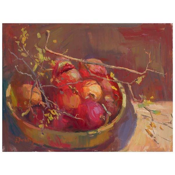 Pomegranates by Kaiser, S. Burkett