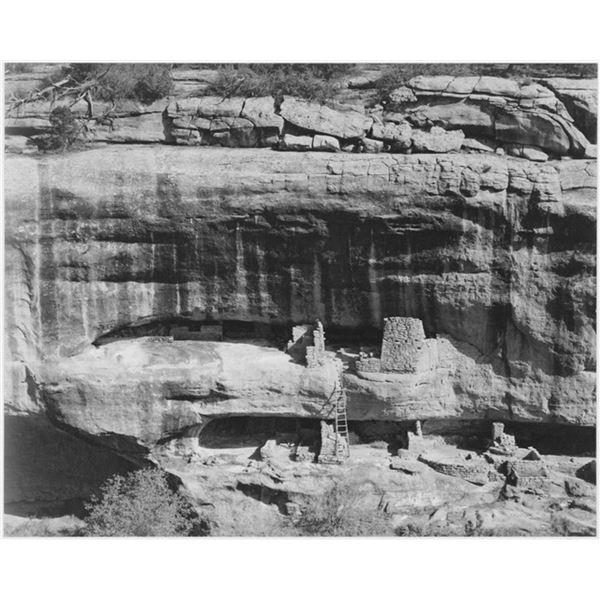Adams - Mesa Verde National Park Cliff Dwellings