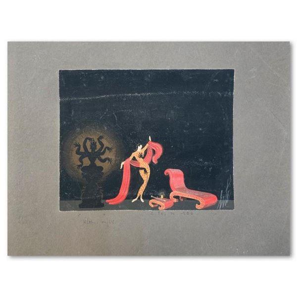 Mains noires, decor by Erte (1892-1990)