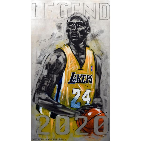 "Michael Bryan ""Legend"""