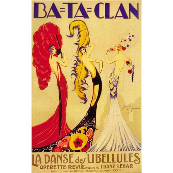 Jose De Zamora - Bataclan Danse