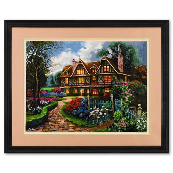 Country Cottage by Metlan, Anatoly