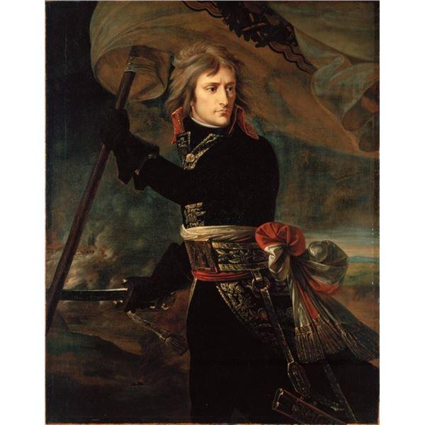 Antoine-Jean Gros - Napoleon Bonaparte