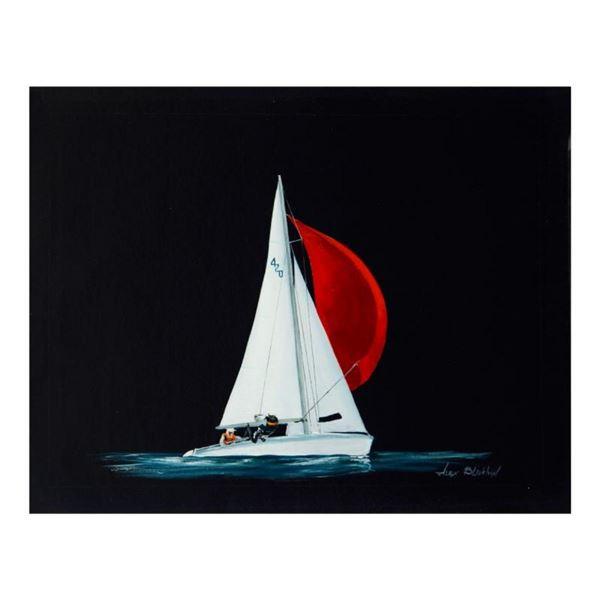 420 Class Yacht by Blokhin Original