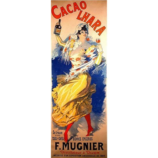 Jules Cheret - F. Mugnier Cacao Lhara