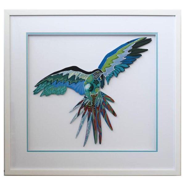 Macaw XI by Govezensky Original