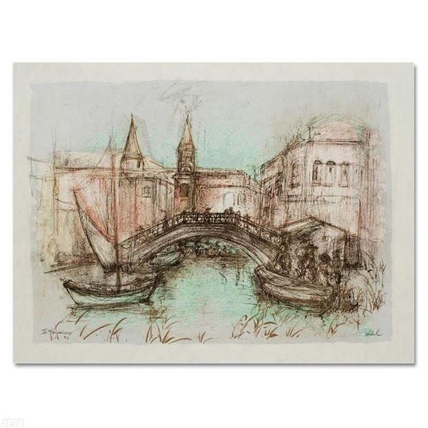 Chioggia by Hibel (1917-2014)