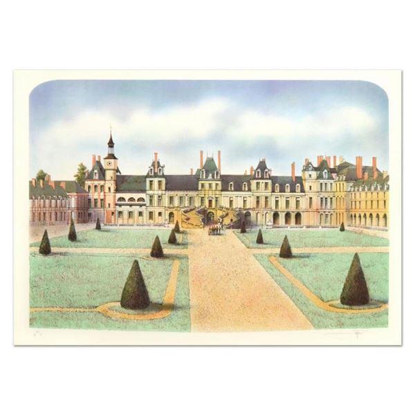 Chateau de Fontainebleau by Rafflewski, Rolf