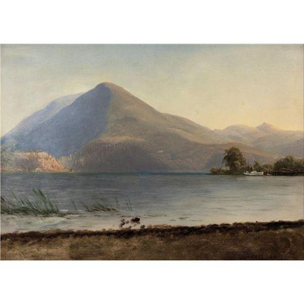 Bierstadt - On the Hudson