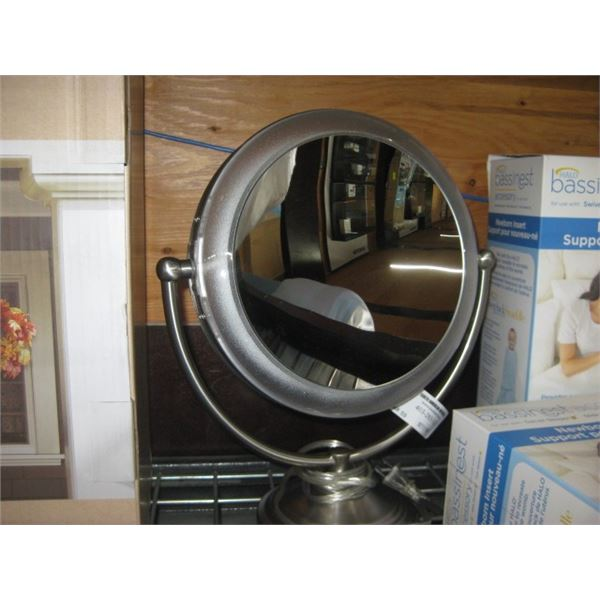 LED BEAUTY MIRROR DOUBLE SIDED