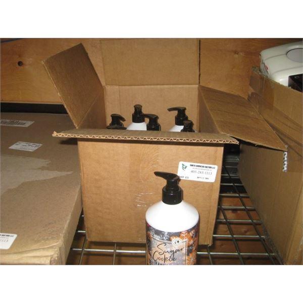 10PC SUGAR COOKIE HAND SOAP 636 ML
