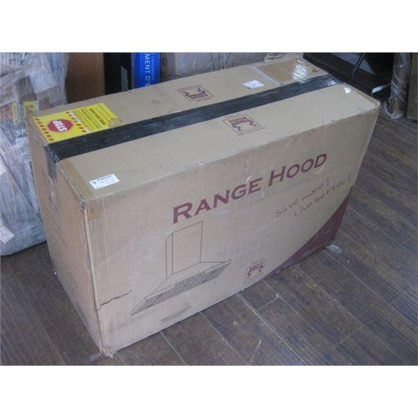RANGE HOOD RH0402 SAVE MORE LIVE BETTER