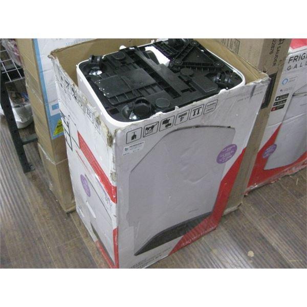 FRIGIDAIRE GALLERY PORTABLE AC UNIT 600 SQ FT 1001628128 WINDOW PARTS BROKE