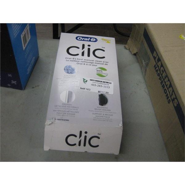 ORAL B CLIC MANUAL CLEAN